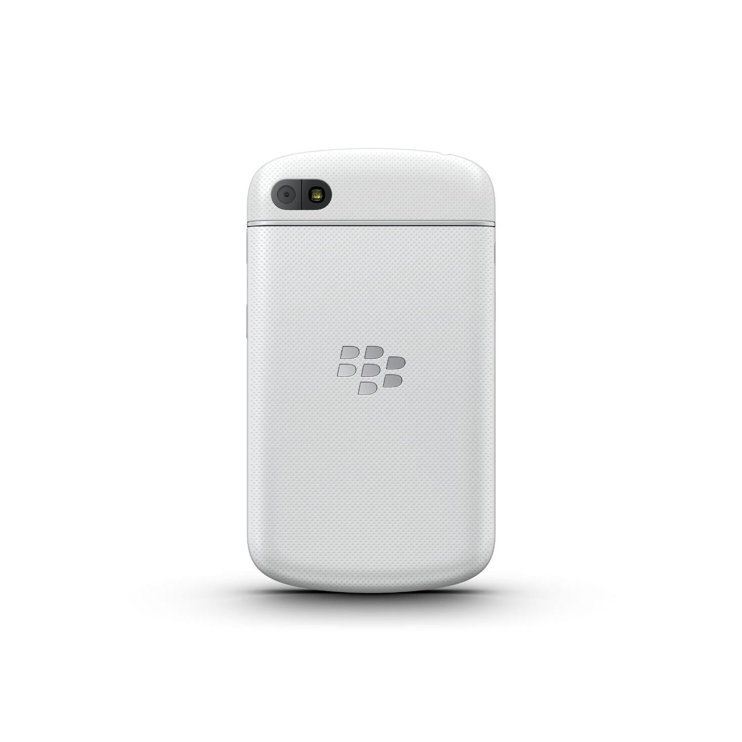 BlackBerry Q10 16 GB - Blanco - Libre
