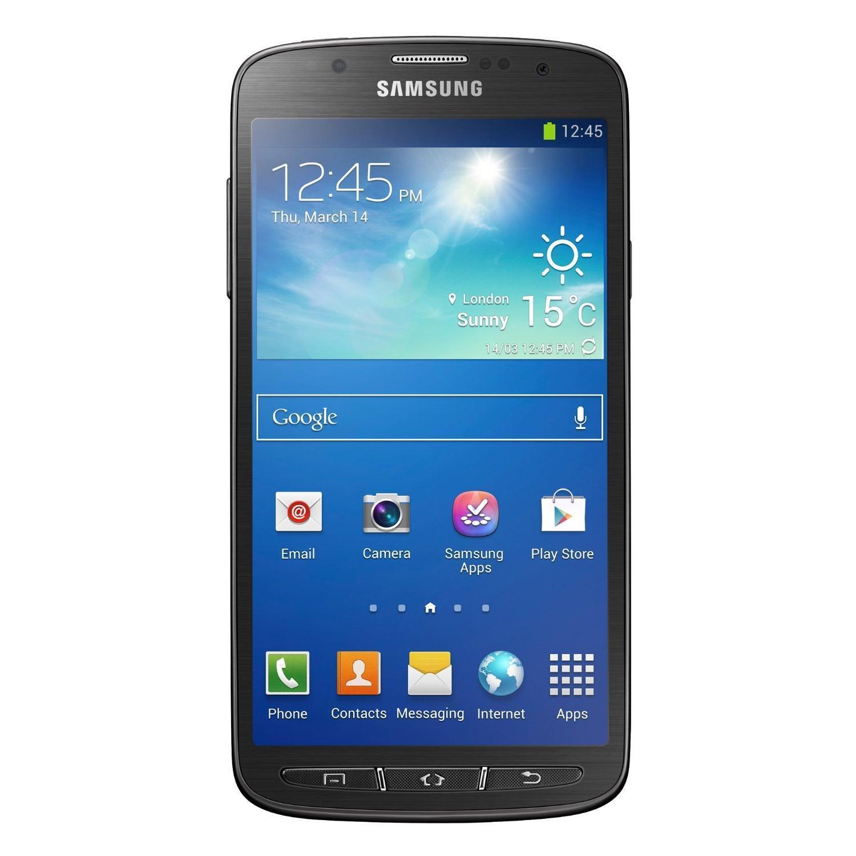 Samsung Galaxy S4 16 Go i9505 4G - Gris - SFR