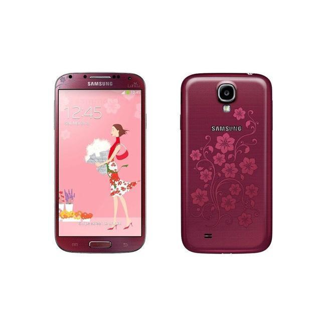 Samsung Galaxy S4 16 Go i9505 4G - Rouge - Débloqué
