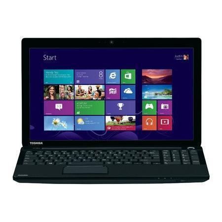 Toshiba C55-A-1N2 - Intel Core i3 2.4 GHz - HDD 750 Go - RAM 4 Go Go - AZERTY