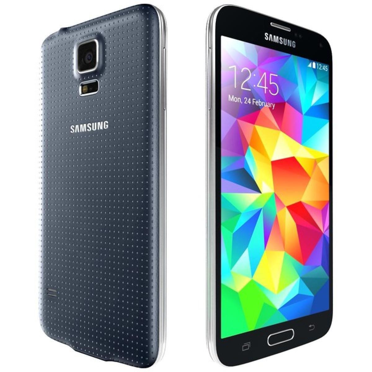 Samsung Galaxy S5 16 Go G900F 4G - Noir - SFR