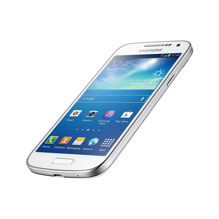 Samsung Galaxy S4 mini 8 Gb 4G - Blanco - Libre