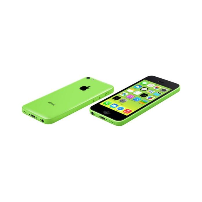 iPhone 5C 16 GB - Grün - Orange