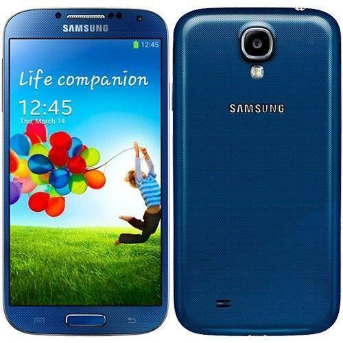 Samsung Galaxy S4 16 GB i9505 4G - Blau - Orange