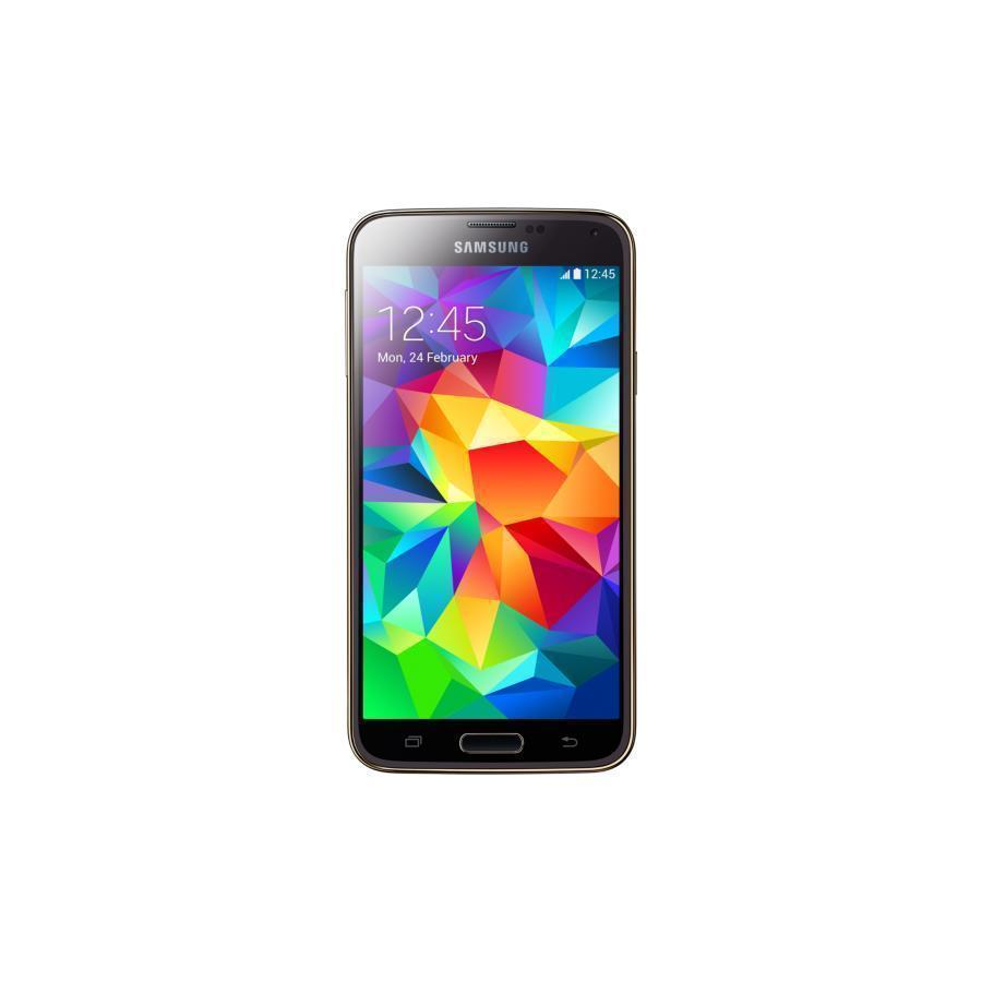Samsung Galaxy S5 16 Go G900F 4G - Or - SFR