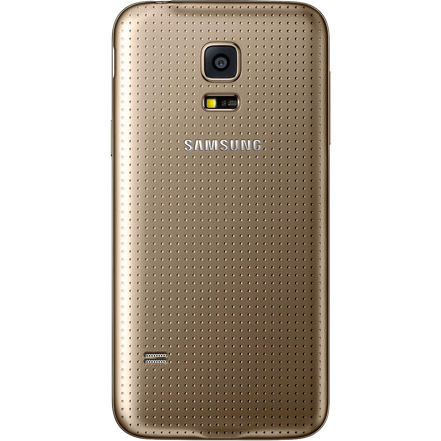 Samsung Galaxy S5 Mini 16 Go G800F 4G - Or - SFR