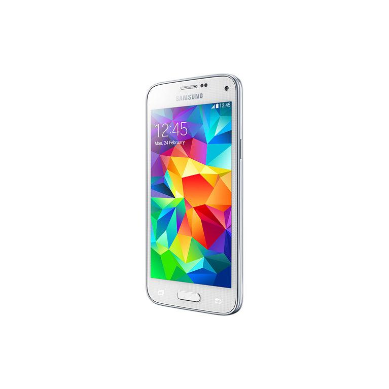 Samsung Galaxy S5 Mini 16 Go G800F 4G - Blanc - SFR