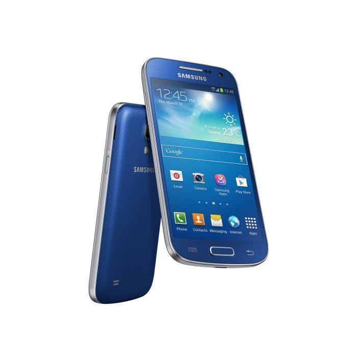 Samsung Galaxy S4 mini 8 GB 4G - Blau - Ohne Vertrag