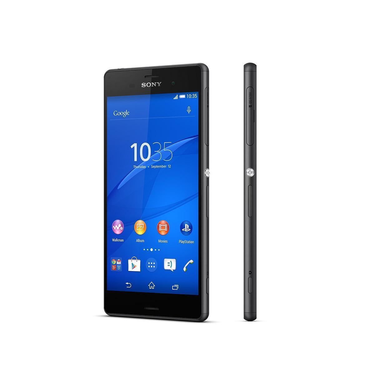 Sony Xperia Z3+ 32 Go - Noir - Débloqué
