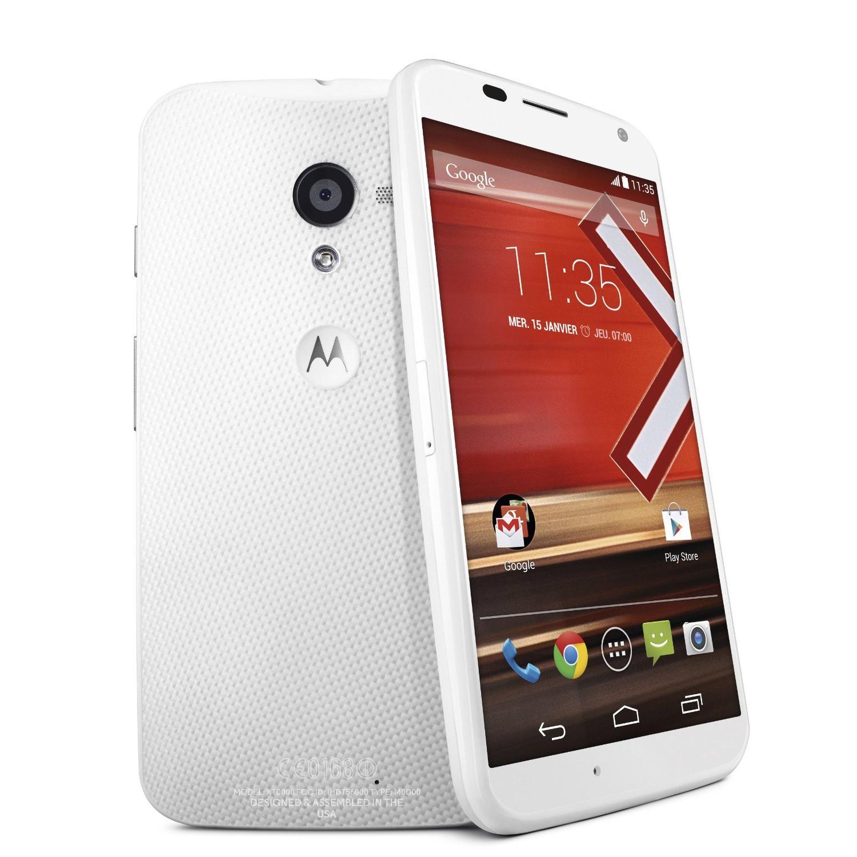 Motorola X 16 GB Weiß - Ohne Vertrag