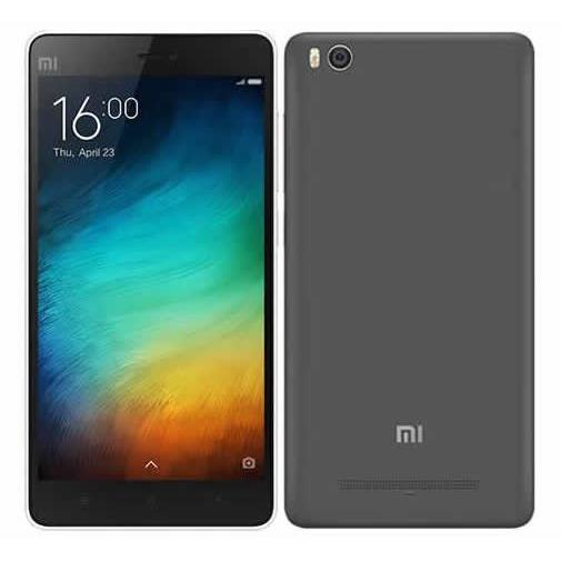 Xiaomi Mi 4i 16GB - Schwarz/Grau - Ohne Vertrag