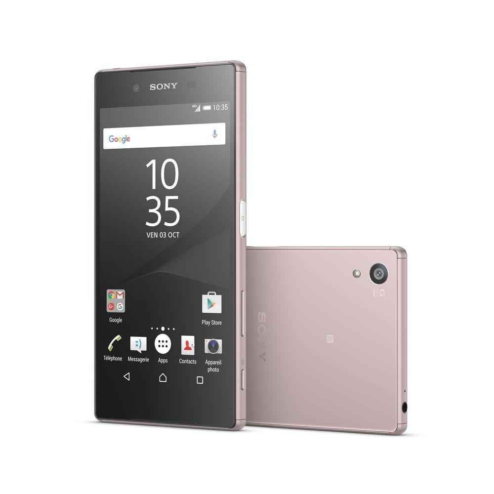 Sony Xperia Z5 32 Go - Rose - Débloqué