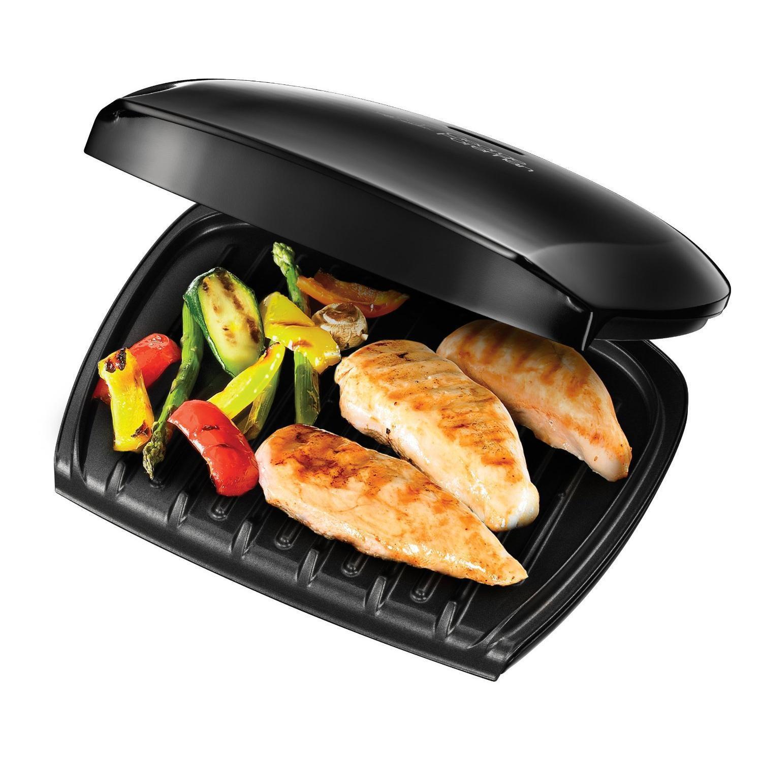 GRILL GEORGE FOREMAN 18870 Réducteur De Graisse 5 Portions
