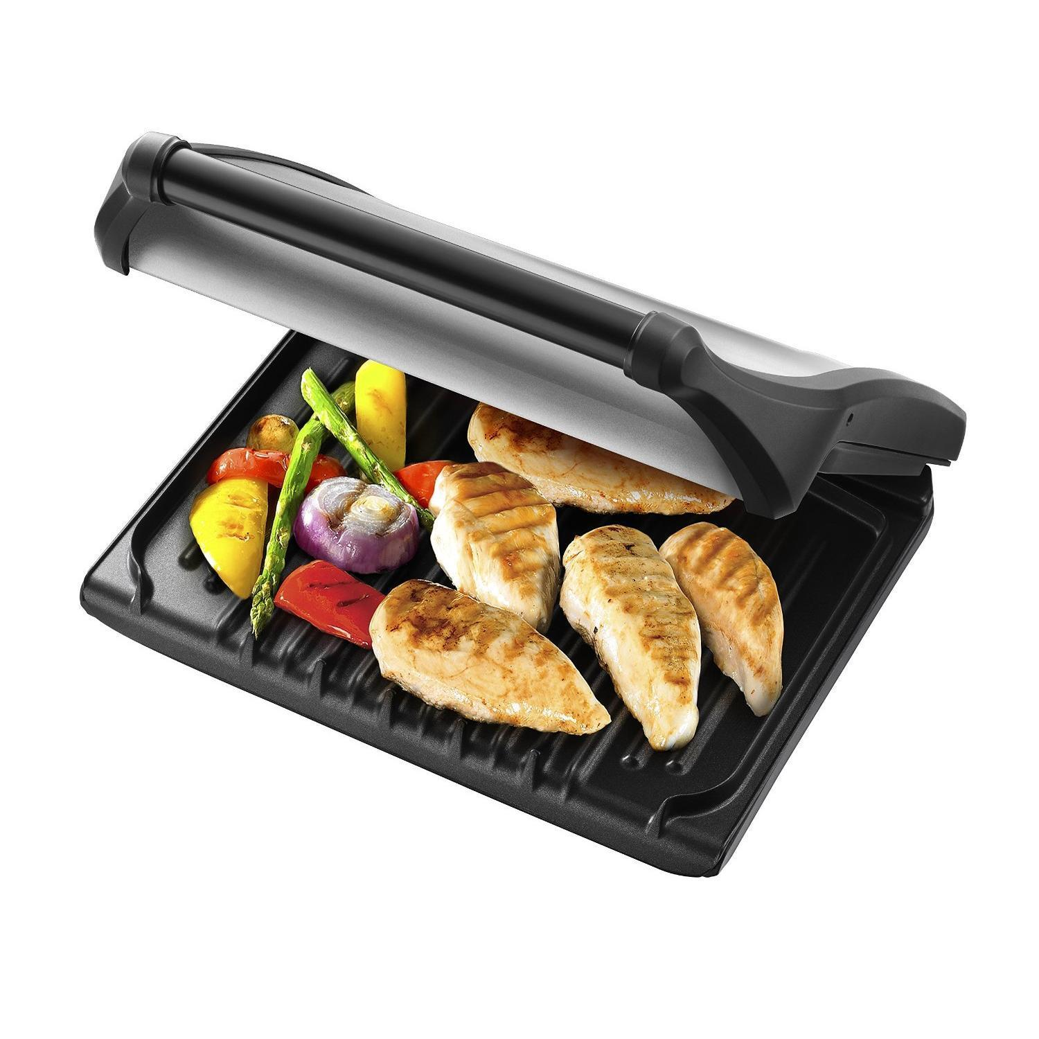 George Foreman - 19932 - Grill family réducteur de graisse 7 portions