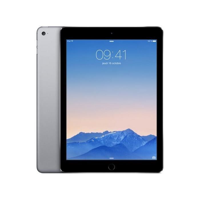 iPad Air 2 16 GB 4G - Gris espacial - Libre
