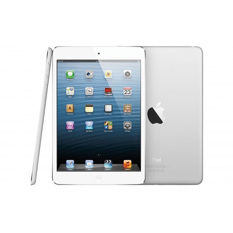 iPad Air 128 GB LTE - Silber - Ohne Vertrag