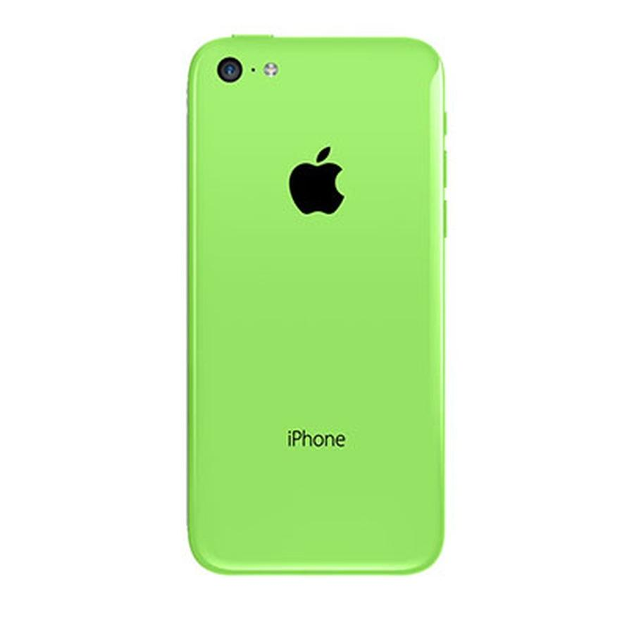 iphone 5c 8 gb gr n ohne vertrag gebraucht back market. Black Bedroom Furniture Sets. Home Design Ideas