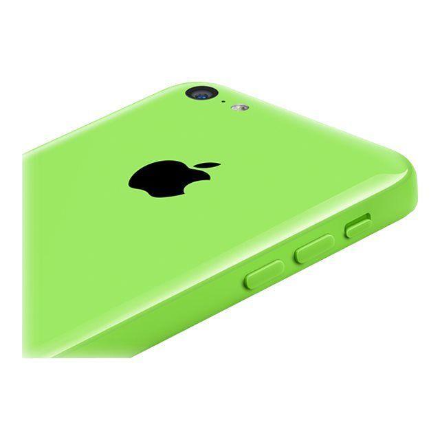 iPhone 5C 8 GB - Grün - Ohne Vertrag