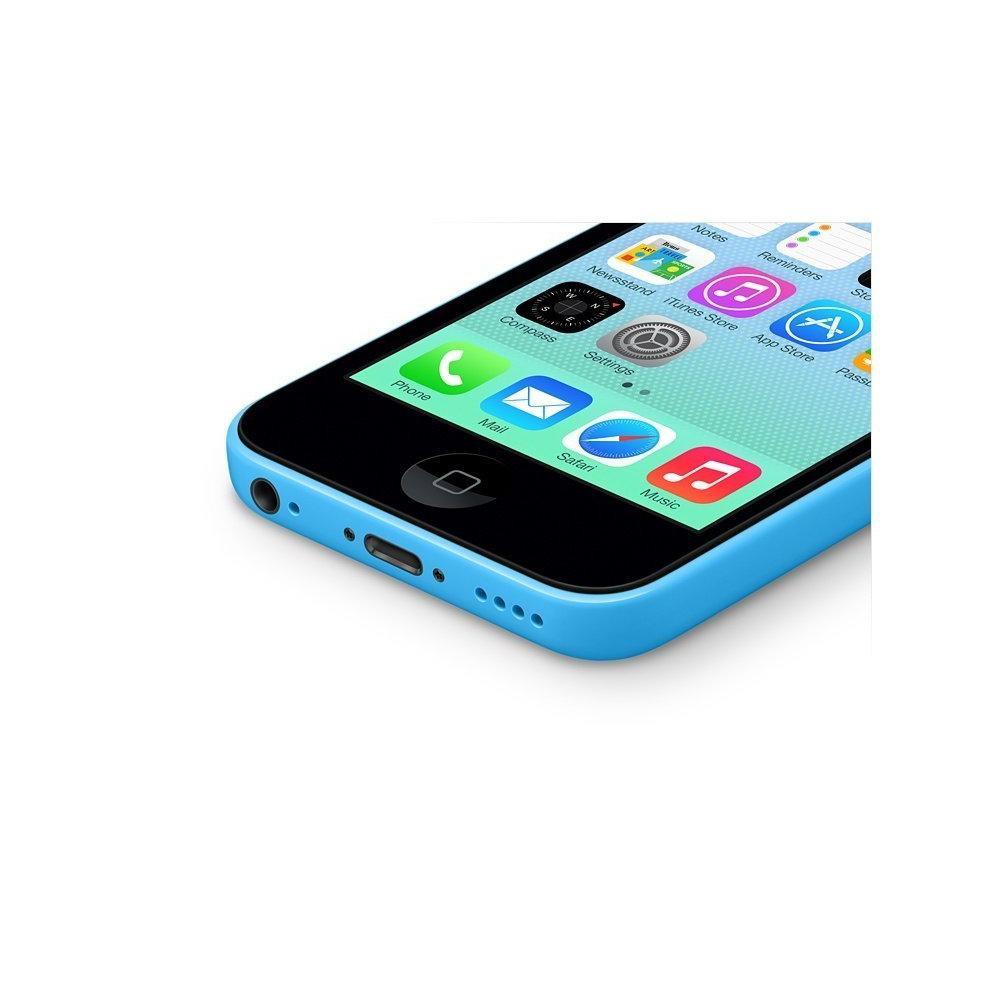 iphone 5c 8 go bleu d bloqu reconditionn back market. Black Bedroom Furniture Sets. Home Design Ideas