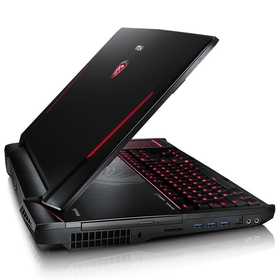 Msi GT80 2QD-046FR TITAN - I7-4720HQ 2,6 GHz - HDD + SSD 1000 Go - RAM 8 Go - AZERTY