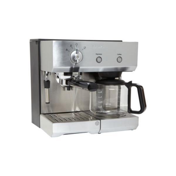 Expresso combiné cafetière pression KRUPS YY8203FD