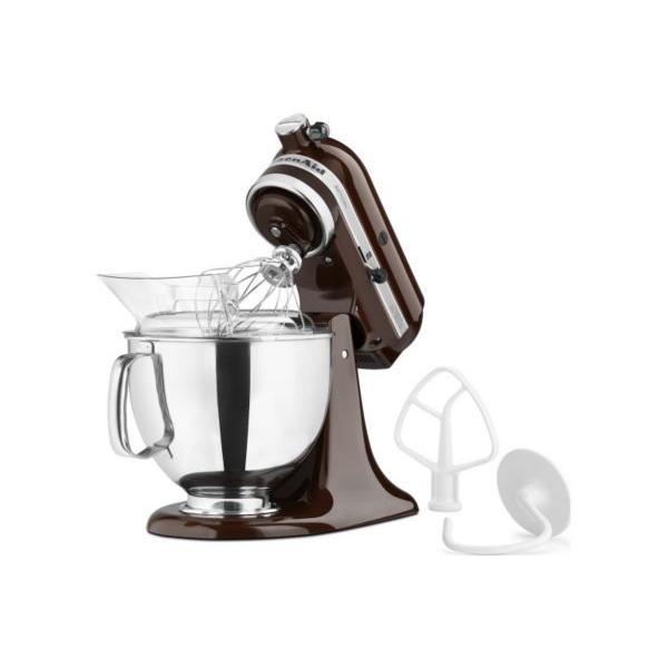 Robot sur socle Artisan® KitchenAid 5KSM150PS EES Espresso
