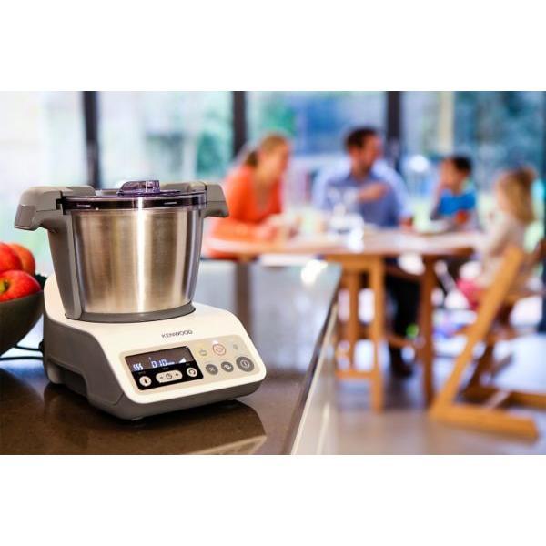 robot kenwood chauffant kcook ccc230wh reconditionné   back market