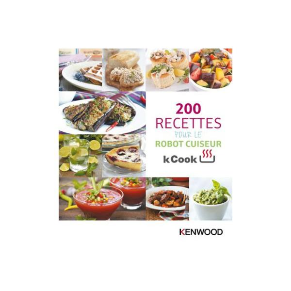 Robot KENWOOD chauffant Kcook CCC230WH
