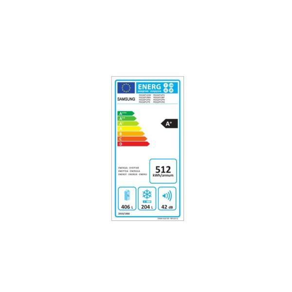 Réfrigérateur américain SAMSUNG RSG5PUMH1/XEF