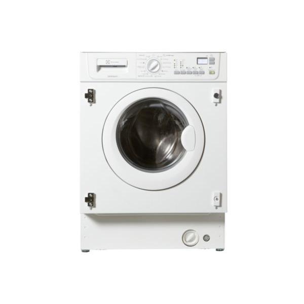 Lave-linge frontal intégrable ELECTROLUX EWG127410W 7kg