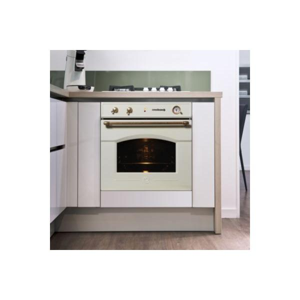 Four multifonction pyrolyse ROSIERES Tradis RFT 5577 BAV blanc 54 litres