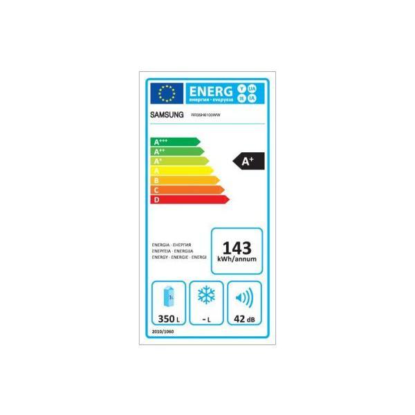 Réfrigérateur 1 porte SAMSUNG RR35H6100WW