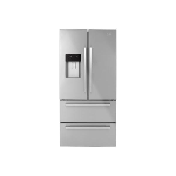 Réfrigérateur américain BEKO GNE60530DX Froid ventilé