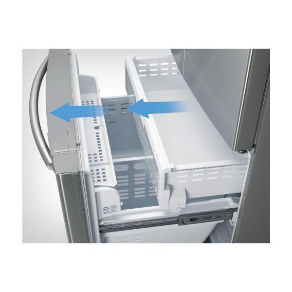 Réfrigérateur américain SAMSUNG RF 62 QEPN Froid ventilé
