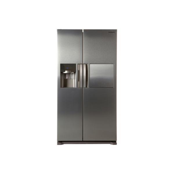 Réfrigérateur américain SAMSUNG RS7687FHCSL Froid ventilé