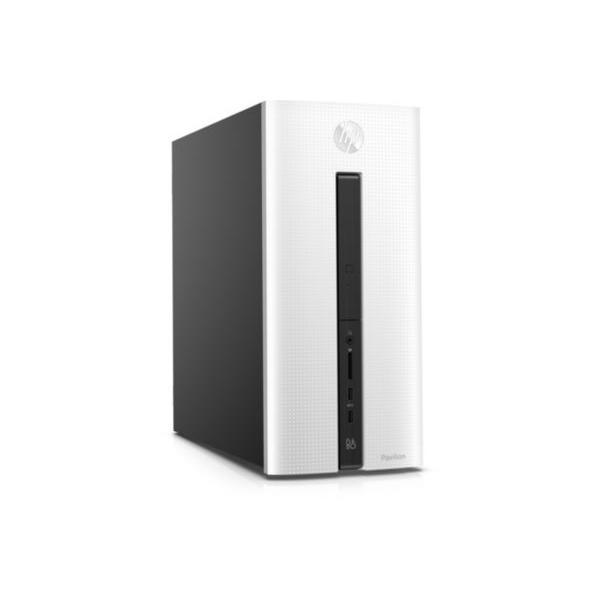Hp W10 550-108nf - Intel Core i5 2,7  GHz - HDD 2000 Go - RAM 6 Go