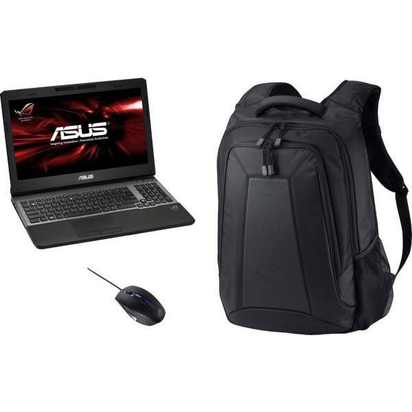 Asus PC portable gamer -  2,4 GHz - HDD 750 Go - RAM 8 Go - AZERTY