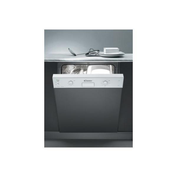 Lave-vaisselle intégrable CANDY CDS2112W
