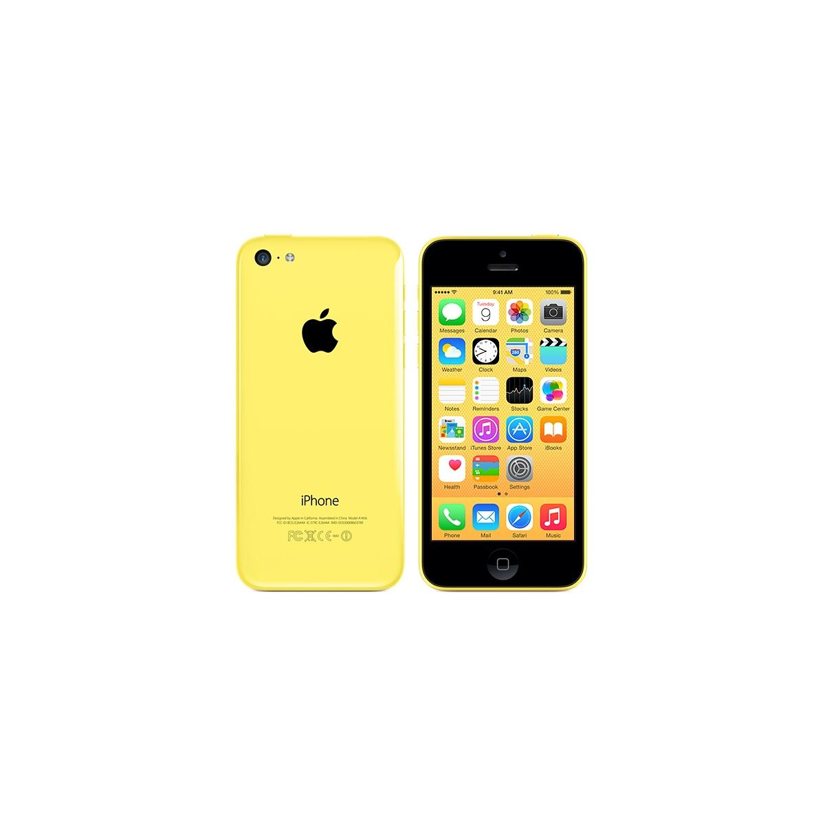 iPhone 5C 16 Gb - Amarillo - Libre