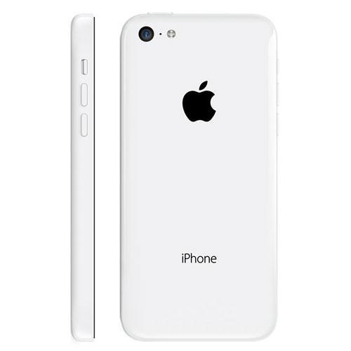 iPhone 5c 32GB - Weiß - Ohne Vertrag