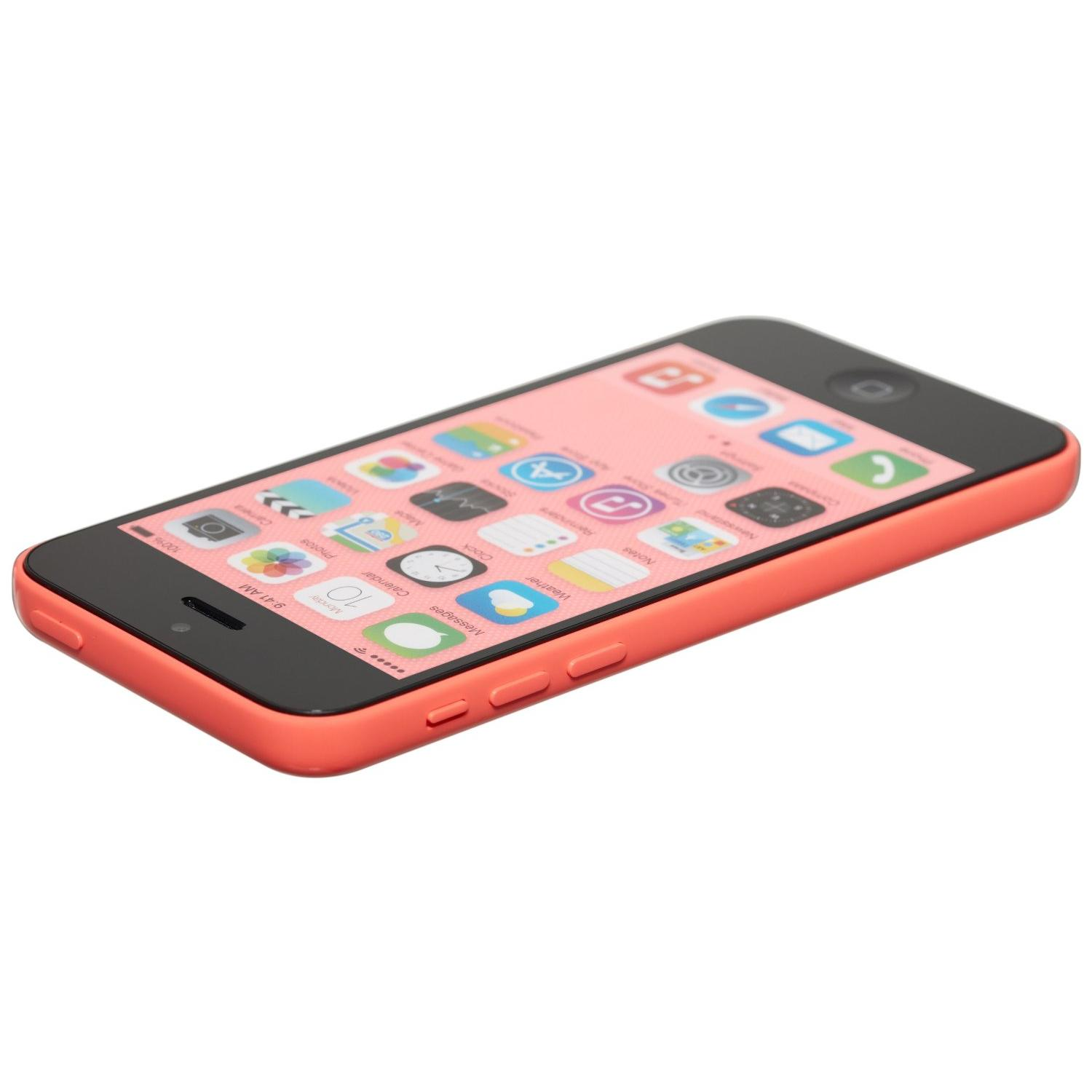 iPhone 5C 32 Gb  - Rosa - Libre