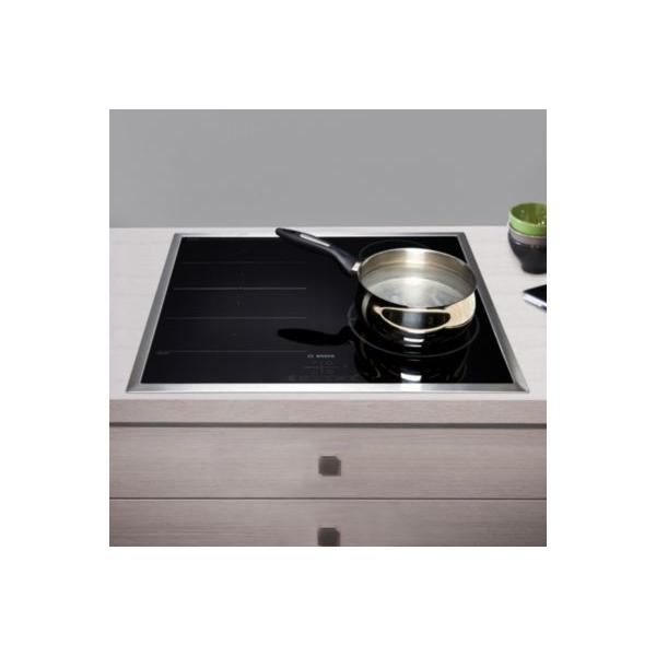 Table de cuisson induction BOSCH PIN645B17E
