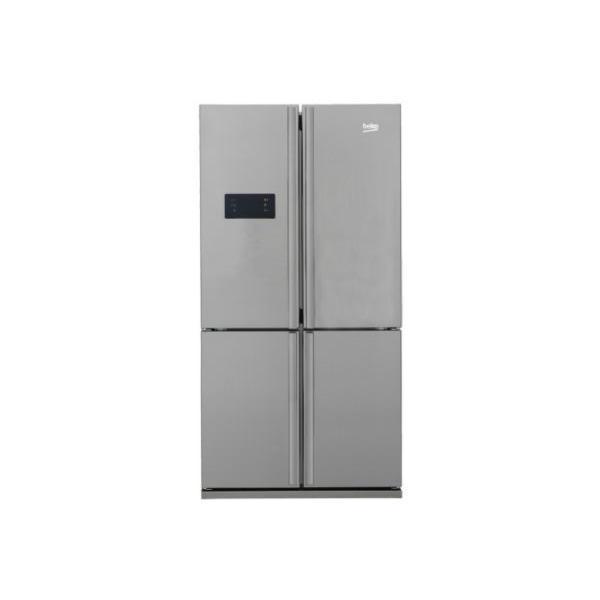 Réfrigérateur américain BEKO GNE114630X