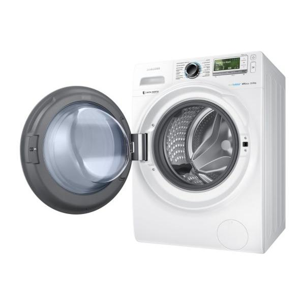 Lave-linge frontal SAMSUNG ECO BUBBLE WW12H8420EW