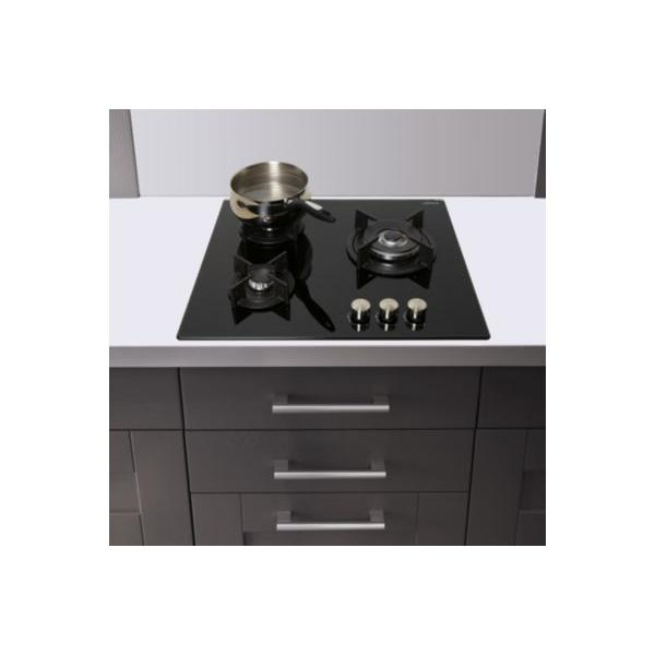Table de cuisson gaz AIRLUX AV635HBK