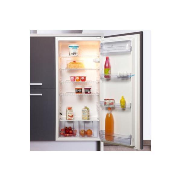 Réfrigérateur intégrable 1 porte LISTO RLIL 202 Froid statique