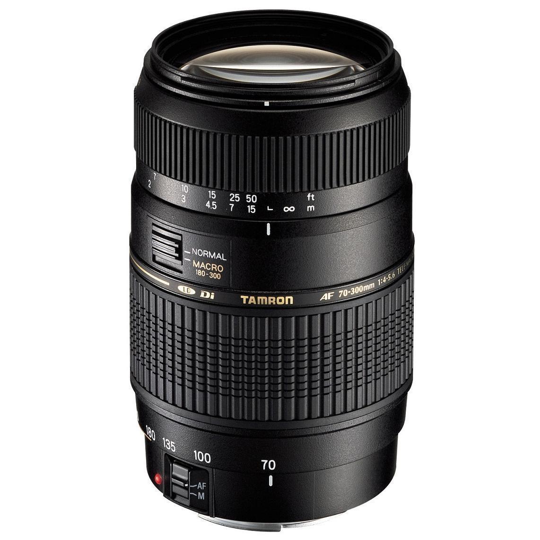 Tamron Objectif AF 70-300mm F/4-5,6 Di LD Macro 1/2 - Monture Nikon