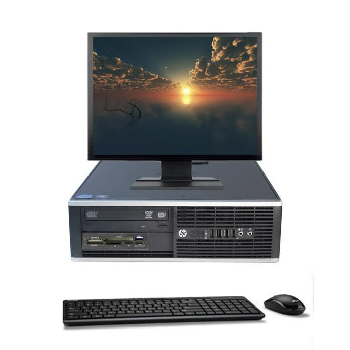 "Hp Compaq 6200 Pro SFF 19"" Intel Core I3 3.3 GHz  - HDD 2 To - RAM 16 Go"
