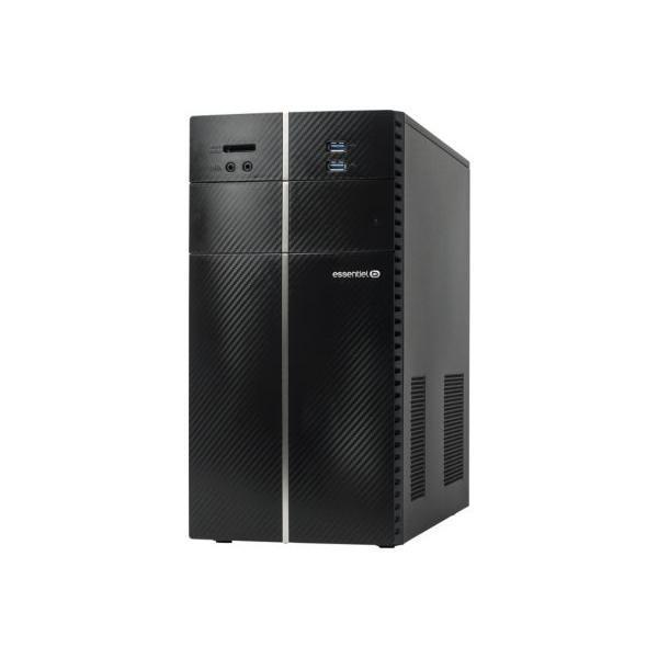 Essentiel B Smart'DESK 1006-5 - Intel Core i5 3,2  GHz - HDD + SSD 2000 Go - RAM 8 Go