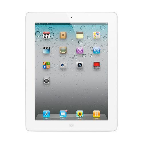 iPad 2 64 Gb 3G - Blanco - Naranja